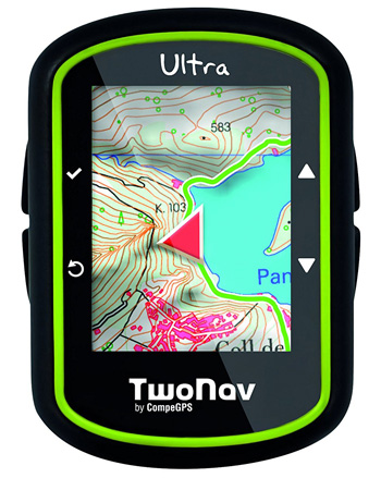 Twonav-U100 -GPS-di-mano
