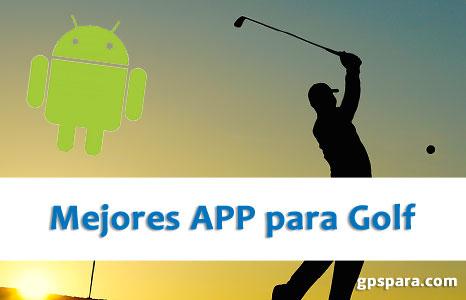 app-GPS per -Golf