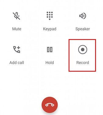 Come registrare le chiamate su Android 10 Q