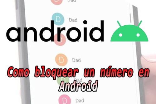 Come bloccare un numero di telefono su Android