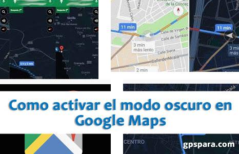 come -Mettere-mode-night-in-maps