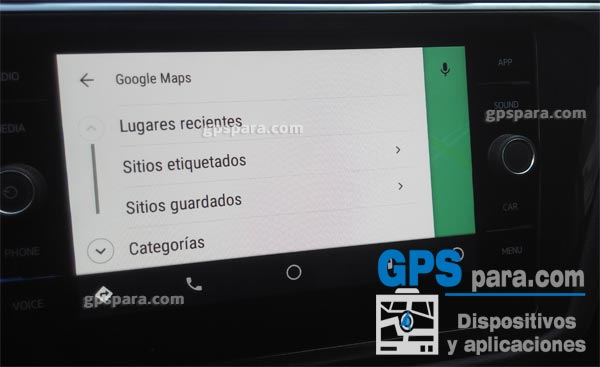 google-maps -in-android-auto