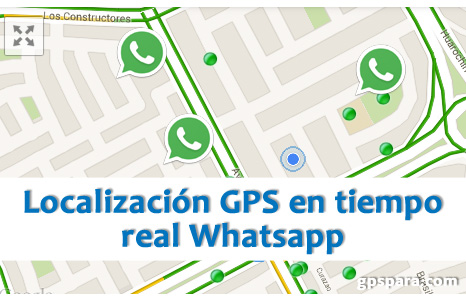 Real Time Location WhatsApp