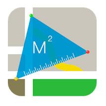 distanza di metri di zona -app