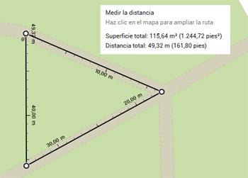 misura-aree-google -Carte
