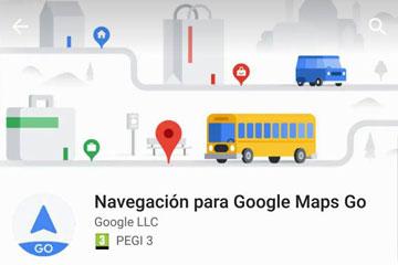 navigazione per -Google-maps-go