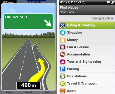 Wisepilot-GPS-con-mappe-open-street-map